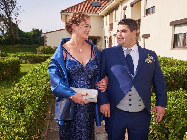La boda de Claudia y Rubén en Suances, Cantabria 6