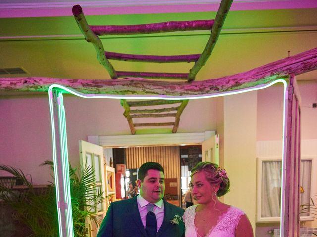 La boda de Claudia y Rubén en Suances, Cantabria 18