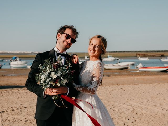 La boda de Mattia y Irene en Chiclana De La Frontera, Cádiz 1