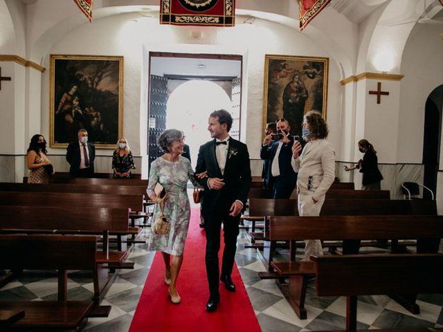 La boda de Mattia y Irene en Chiclana De La Frontera, Cádiz 5