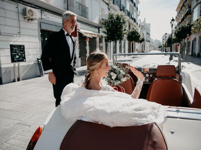 La boda de Mattia y Irene en Chiclana De La Frontera, Cádiz 6