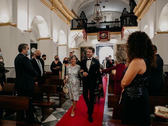 La boda de Mattia y Irene en Chiclana De La Frontera, Cádiz 7