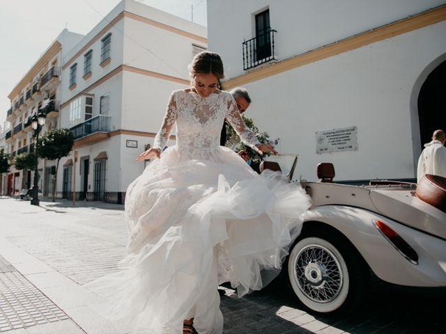 La boda de Mattia y Irene en Chiclana De La Frontera, Cádiz 9