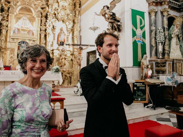 La boda de Mattia y Irene en Chiclana De La Frontera, Cádiz 11