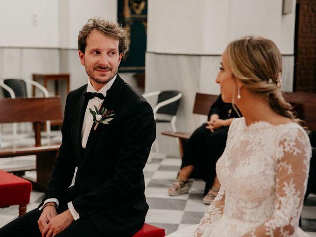 La boda de Mattia y Irene en Chiclana De La Frontera, Cádiz 13
