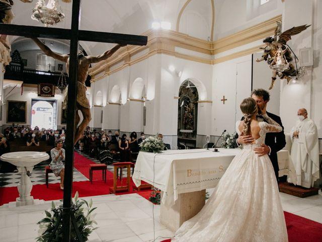 La boda de Mattia y Irene en Chiclana De La Frontera, Cádiz 16