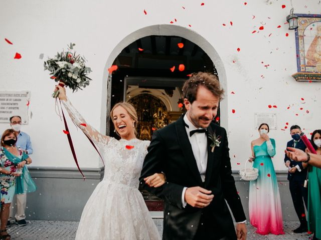 La boda de Mattia y Irene en Chiclana De La Frontera, Cádiz 19