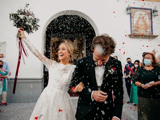 La boda de Mattia y Irene en Chiclana De La Frontera, Cádiz 20