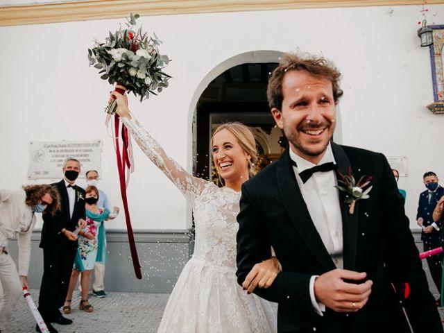 La boda de Mattia y Irene en Chiclana De La Frontera, Cádiz 21