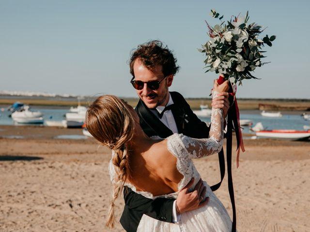 La boda de Mattia y Irene en Chiclana De La Frontera, Cádiz 25