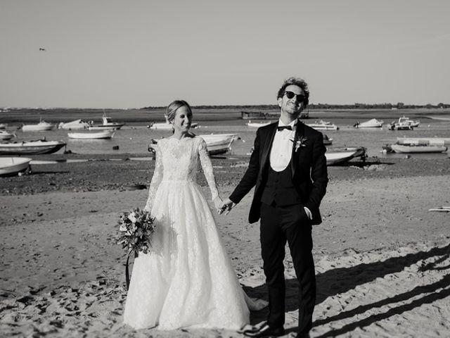 La boda de Mattia y Irene en Chiclana De La Frontera, Cádiz 26