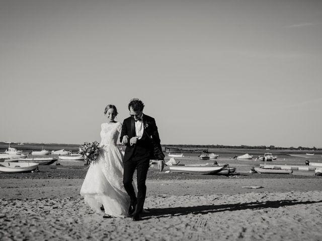 La boda de Mattia y Irene en Chiclana De La Frontera, Cádiz 27