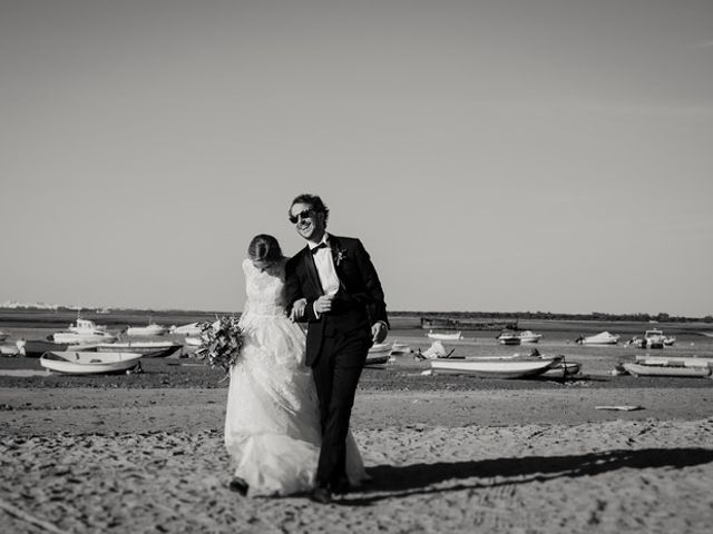 La boda de Mattia y Irene en Chiclana De La Frontera, Cádiz 28