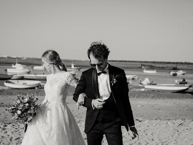 La boda de Mattia y Irene en Chiclana De La Frontera, Cádiz 29