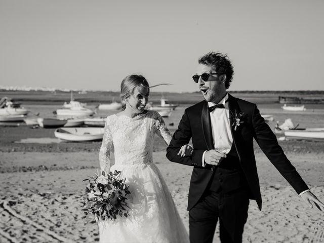 La boda de Mattia y Irene en Chiclana De La Frontera, Cádiz 30
