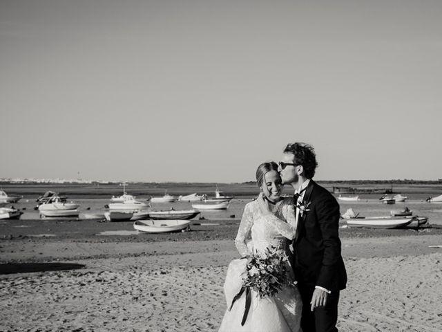 La boda de Mattia y Irene en Chiclana De La Frontera, Cádiz 31