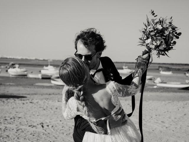 La boda de Mattia y Irene en Chiclana De La Frontera, Cádiz 32