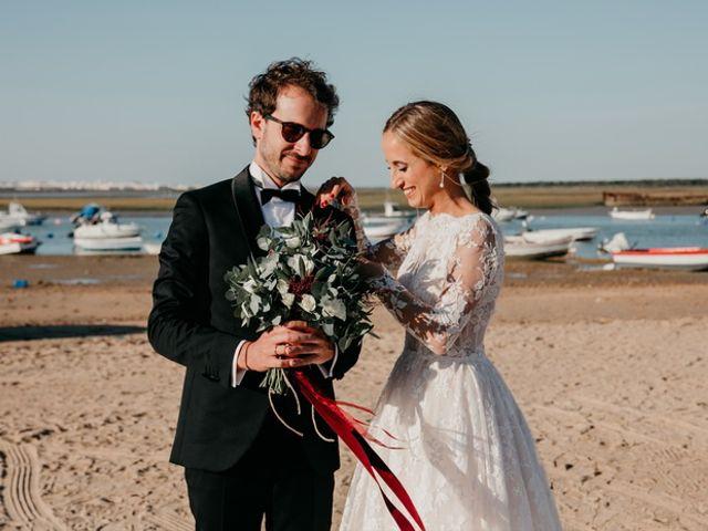 La boda de Mattia y Irene en Chiclana De La Frontera, Cádiz 34