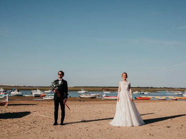 La boda de Mattia y Irene en Chiclana De La Frontera, Cádiz 35