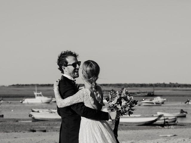La boda de Mattia y Irene en Chiclana De La Frontera, Cádiz 37