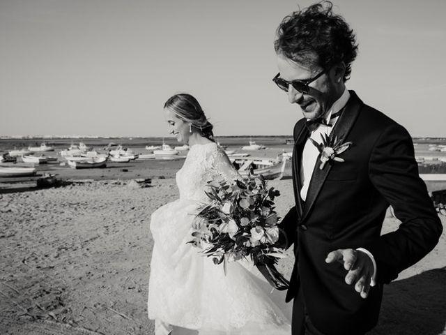 La boda de Mattia y Irene en Chiclana De La Frontera, Cádiz 38
