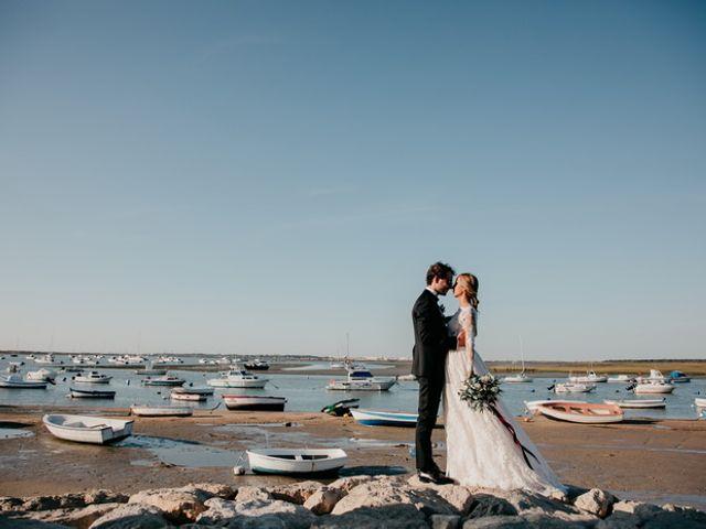 La boda de Mattia y Irene en Chiclana De La Frontera, Cádiz 40