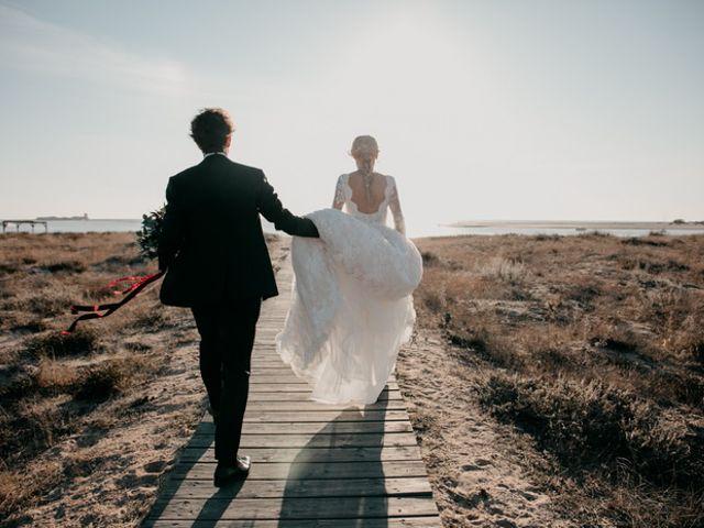 La boda de Mattia y Irene en Chiclana De La Frontera, Cádiz 44