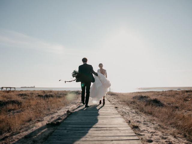 La boda de Mattia y Irene en Chiclana De La Frontera, Cádiz 45