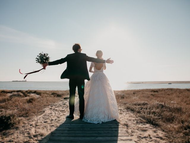 La boda de Mattia y Irene en Chiclana De La Frontera, Cádiz 46