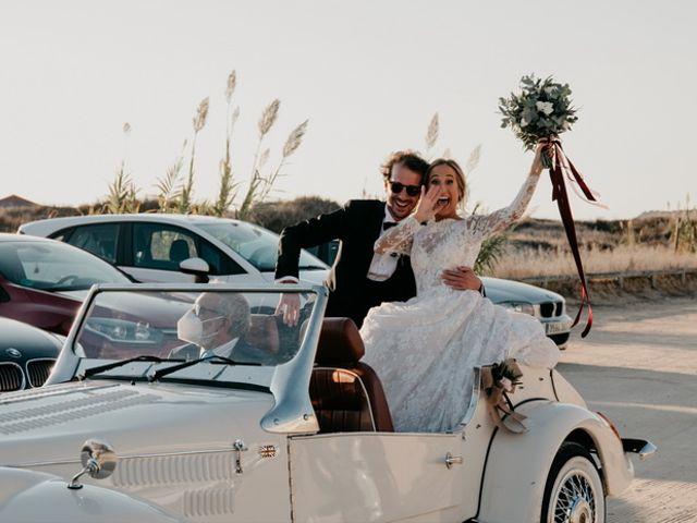 La boda de Mattia y Irene en Chiclana De La Frontera, Cádiz 49