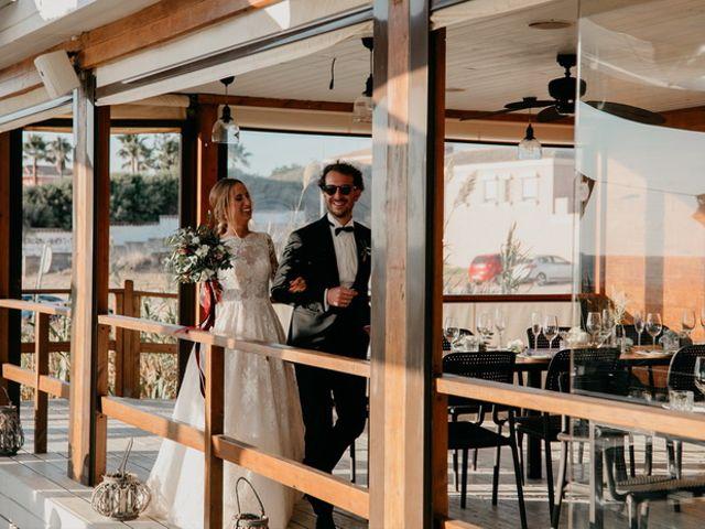La boda de Mattia y Irene en Chiclana De La Frontera, Cádiz 50