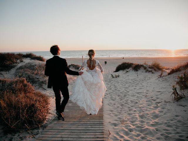 La boda de Mattia y Irene en Chiclana De La Frontera, Cádiz 60
