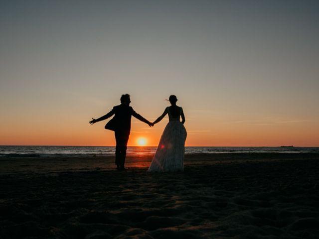 La boda de Mattia y Irene en Chiclana De La Frontera, Cádiz 62