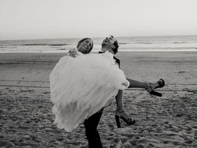 La boda de Mattia y Irene en Chiclana De La Frontera, Cádiz 63