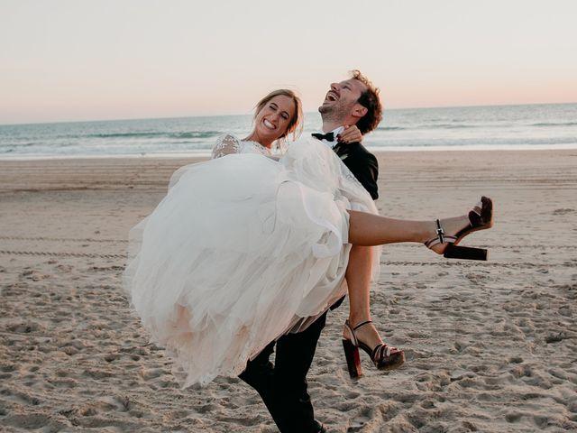 La boda de Irene y Mattia