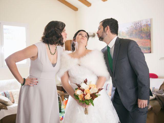 La boda de Jorge y Irene en Mutilva Alta, Navarra 4