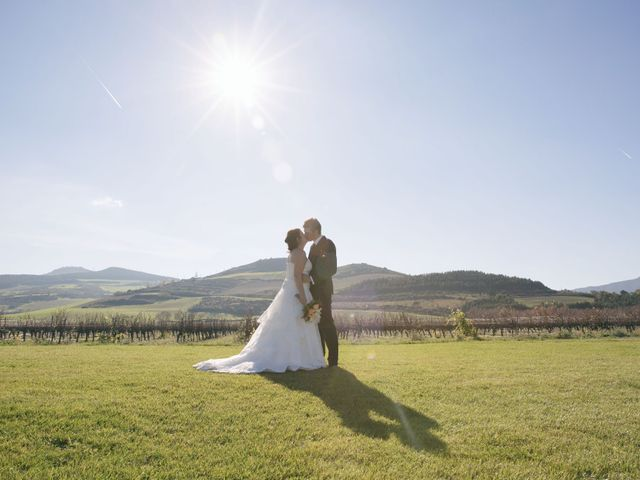 La boda de Jorge y Irene en Mutilva Alta, Navarra 8