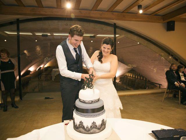 La boda de Jorge y Irene en Mutilva Alta, Navarra 10
