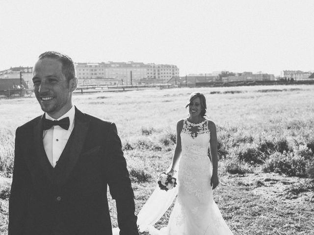 La boda de Noelia y Santi