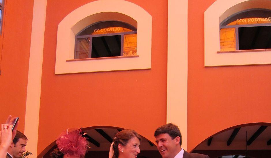 La boda de Elena y Adolfo en El Puerto De Santa Maria, Cádiz