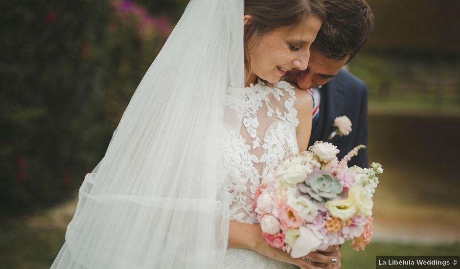 La boda de Miquel y Anna en Badalona, Barcelona