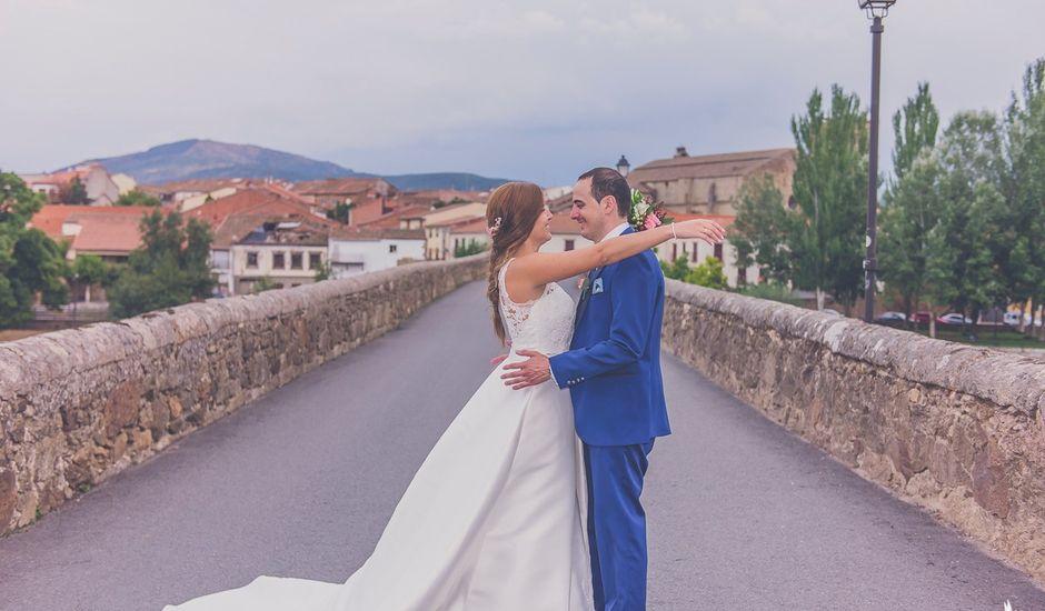 La boda de Jorge y María en Barco De Avila, Ávila