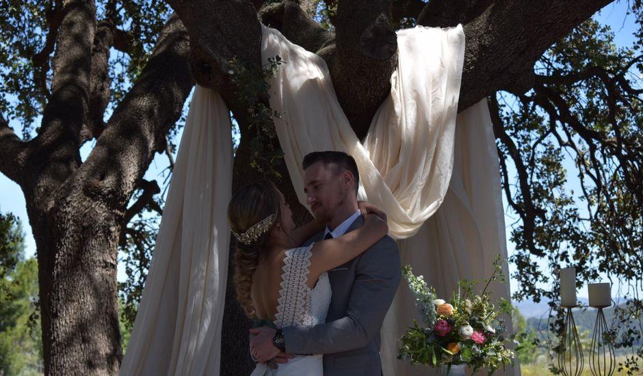 La boda de Victor  y Mónica  en Xàtiva, Valencia