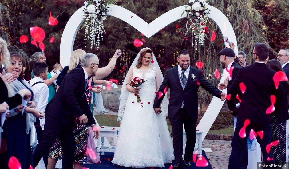 La boda de Juan Diego y Tere en El Bruc, Barcelona