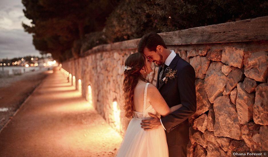 La boda de Pablo y Marta en Altea, Alicante