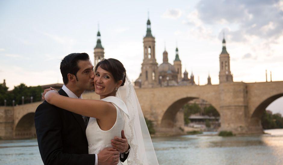 La boda de Goyo y Mª Ángeles en Zaragoza, Zaragoza