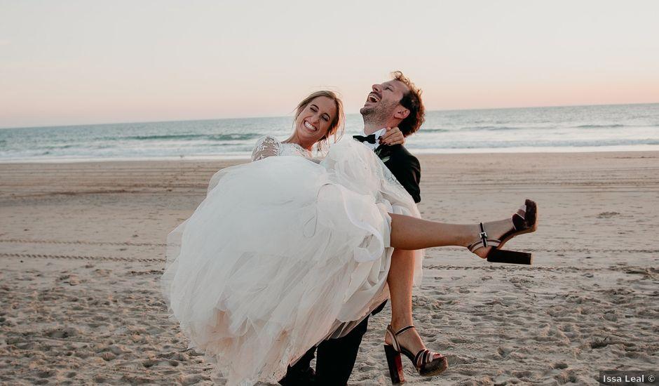 La boda de Mattia y Irene en Chiclana De La Frontera, Cádiz