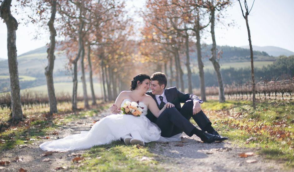 La boda de Jorge y Irene en Mutilva Alta, Navarra