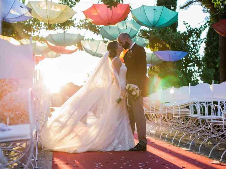 La boda de Toñi y Miguel