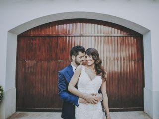 La boda de Verónica y Gabri